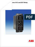 Abb industrial catalogue 0312 relay electric motor for Abb motor starter selection tool