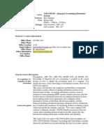 UT Dallas Syllabus for mas6v10.501.09s taught by   (kxa012300)