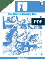 Fu - Free universal RPG