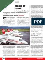 Aviation Week:Metamorphosis of Mature Aircraft