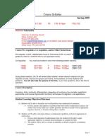 UT Dallas Syllabus for math2417.501.09s taught by Bentley Garrett (btg032000)
