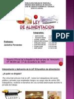DIAPOSITIVAS DE LEY DE ALIMENTACION.ppt