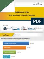 Cyberoam Waf Presentation