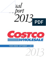 2013 Annual Report Final Costco
