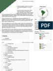 South America - Wikipedia, The Free Encyclopedia
