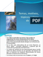 Temas, motivos, tópicos y tipos de mundo.ppt