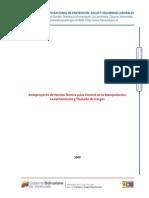 107_Norma Tecnica para Control en la Manipulacion Levantamiento.pdf