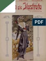 Moda Şic Ilustrată 1914-1915
