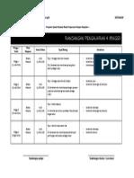 Rancangan Pengajaran 4 Minggu Hasif - Copy