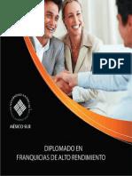 Brochurediplomadoenfranquiciasdealtorendimiento910.pdf