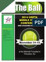 USPTAMSCONF2014 on the Ball Ball
