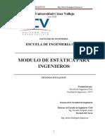 MODULO  DE ESTÁTICA PARA INGENIEROS.doc