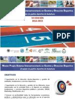 presentacion gral. master VI edic.ppt