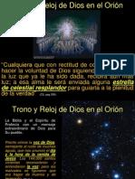 ORION TRONO Y RELOJ DE DIOS.pptx