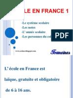 30556 Lcole en France
