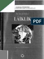 Hulusi Yazıcıoğlu - Bir Din Politikası-Lâiklik .pdf