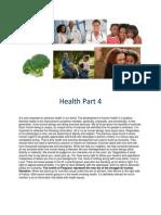 Health Part 4
