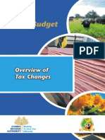 2015 budget - tax changes - 10 october 2014
