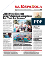 Prensa Española Edición Primavera