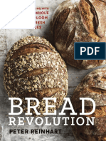 Bread Revolution by Peter Reinhart - Recipes