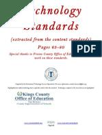 cc technology standards ela