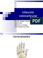 infeccion osteoARTICULAR