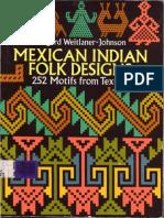 62697406 Mexican Indians Folk Designs