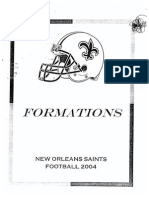 2004 New Orleans Saints Offense