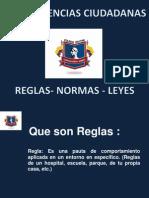 REGLAS, NORMAS Y LEYES.pptx