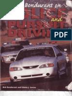 Police and Pursuit Driving Bob Bondurant