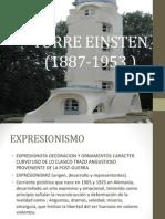 TORRE EINSTEN (1887-1953 ).pptx
