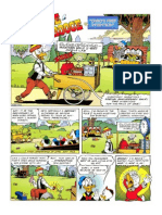 Gyro's First Invention by Don Rosa