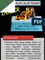 PTM Alat Berat - Dozer