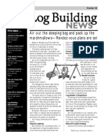 Logbuilding News Issue No 38