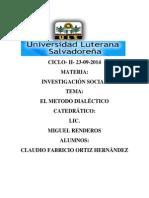 Investigación Metodo Dialéctico..docx