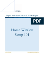 WP Home Wireless Setup 101