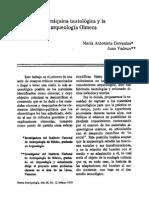 Cervantes y Yadeun 1979 - La Máquina Tautológica y La Arqueología Olmeca.pdf