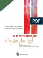 David Charles Philip-Le 11 septembre 2001, cinq ans plus tard_ le terrorisme, les Etats-Unis et le Canada (2006).pdf