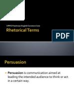 persuasion sophomores gersten 2014
