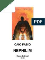 caio fábio - nephilim (evangelico)