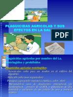 PLAGUICIDAS AGRICOLAS Y SU EFECTO EN LA SALUD.PPT
