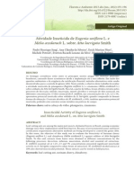 Atividade Inseticida de Eugenia uniflora L. e  Melia azedarach L. sobre Atta laevigata Smith.pdf