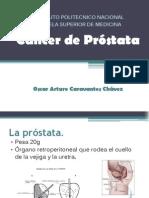 Adenocarcinoma prostático.pptx