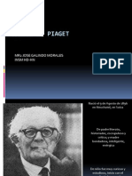 Teoria de Piaget