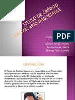 TITULO DE CRÉDITO HIPOTECARIO NEGOCIABLE12.pptx