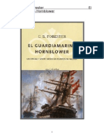 Forester C S - Hornblower 1 - El Guardiamarina Hornblower.DOC