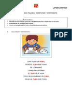 GUÍA DE TRABAJO PALABRAS HOMÓFONAS.docx