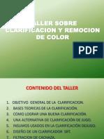 1TALLER SOBRE CLARIFICACION DE JUGO.pptx