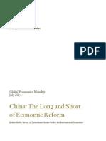 Economic Reform in China.pdf