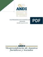 Novedades normativas Seguridad y Salud en el Trabajo - Agosto.pdf